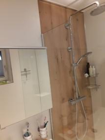 nachher Dusche mit Duschsystem