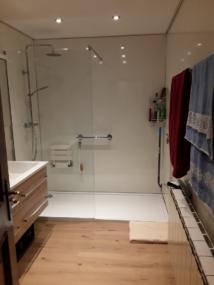 nachher Dusche mit Waschtisch
