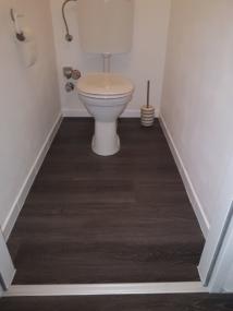 nachher Boden mit WC