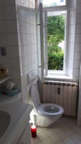 vorher WC